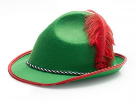 Oktoberfest Hat Green Basic