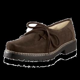 Oktoberfest Shoes Darkbrown - 41