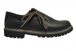 Oktoberfest Shoes Darkbrown - 44