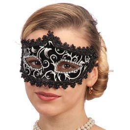 Velvet Black Mask