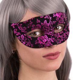 Black/Purple mask