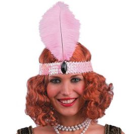Pink Charleston Headpiece