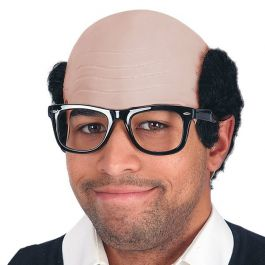 Bald cap in pb