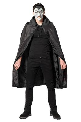 Dracula Cape Black