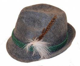 Bayern Hat Grey
