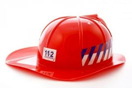 Dutch fireman helmet
