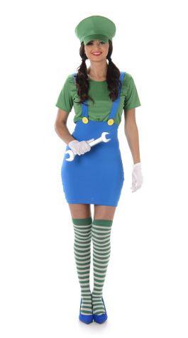 Green Girl Plumbers - XL