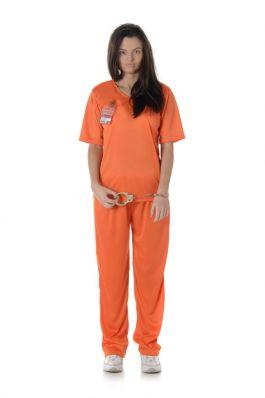 Orange Prisoner - XS
