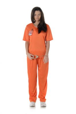 Orange Prisoner - XL
