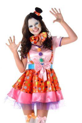 Clown Girl - S
