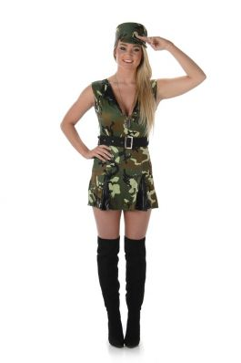 Army Girl - S