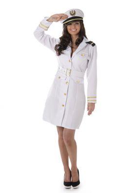 Navy Officer (Girl) - XL