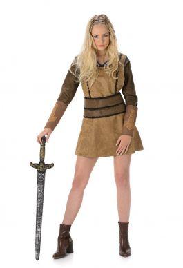 Barbarian Girl - L