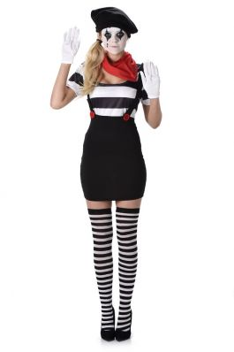 Mime Girl - S