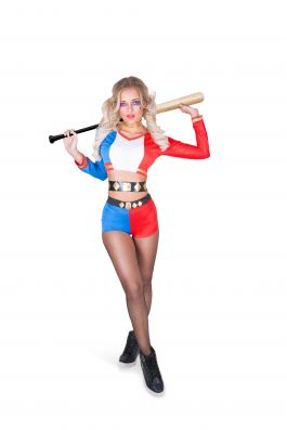 Crazy Rebel Girl - XS