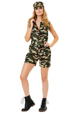 Army Girl - XS