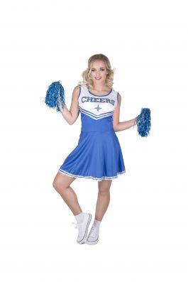 Blue Cheer Leader - XS