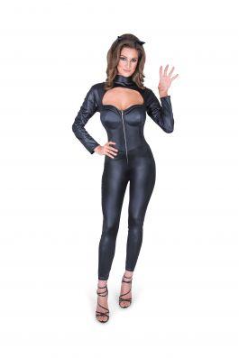 Black Cat Suit - S