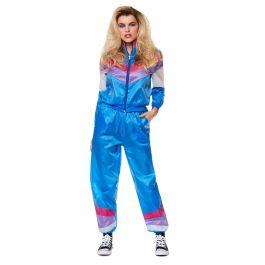 Blue Shell Suit - L