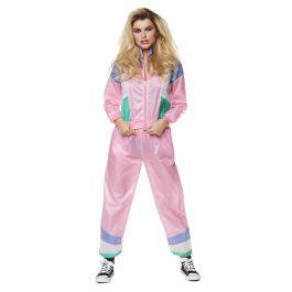 Pink Shell Suit - M
