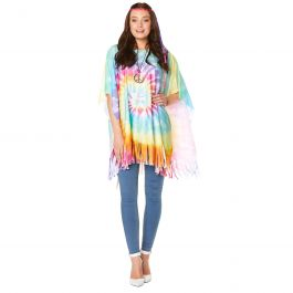 70'S Hippie Poncho