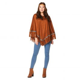 Indian Poncho