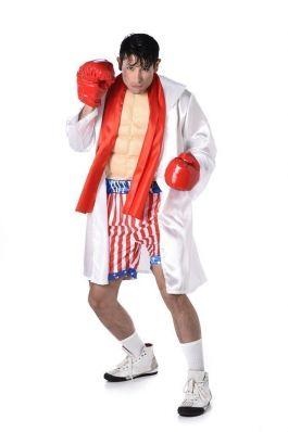 Champion Boxer - L