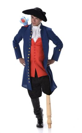 Long John Pirate - XL