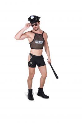 Hot Cop - XL
