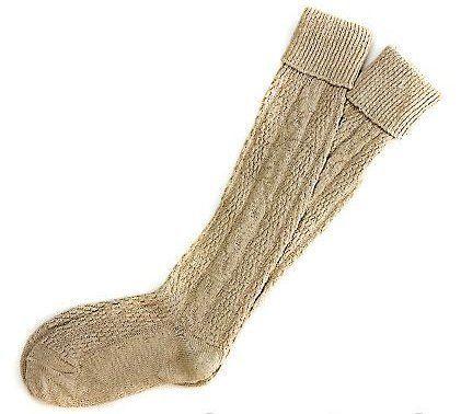 Knee socks Nature
