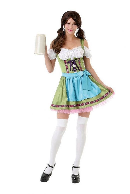 Dirndl Beer Sweetheart