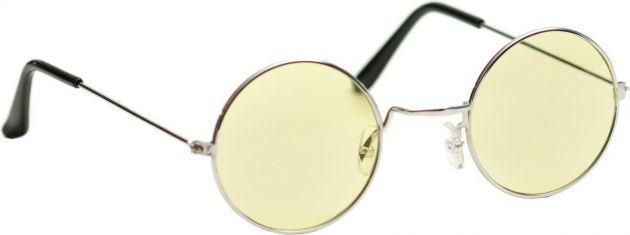 Lennon Glasses Yellow