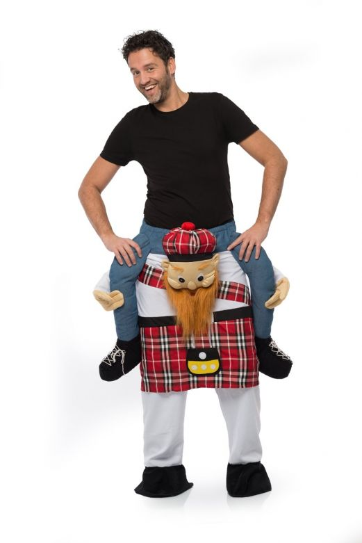 Ride on Scottish Man - One-Size