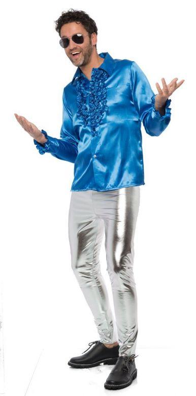 Disco Pants Silver