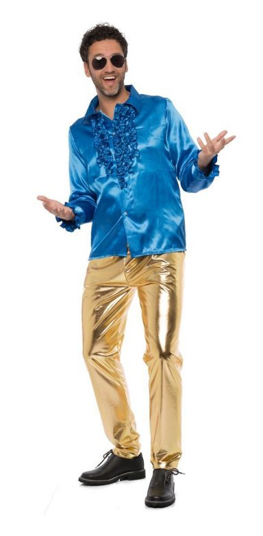 Disco Pants Gold