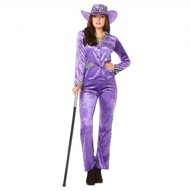 80'S Pimpette Purple