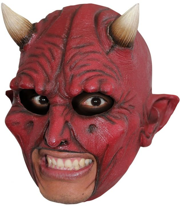 Chinless Mask - Devil