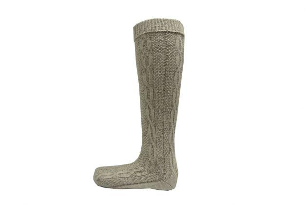 Oktoberfest Knee Socks Deluxe Green  - 43/46
