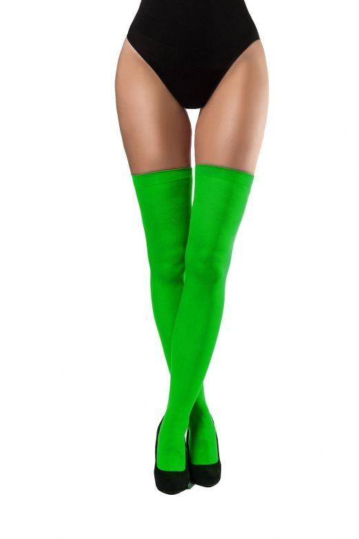 Stockings Neon Green