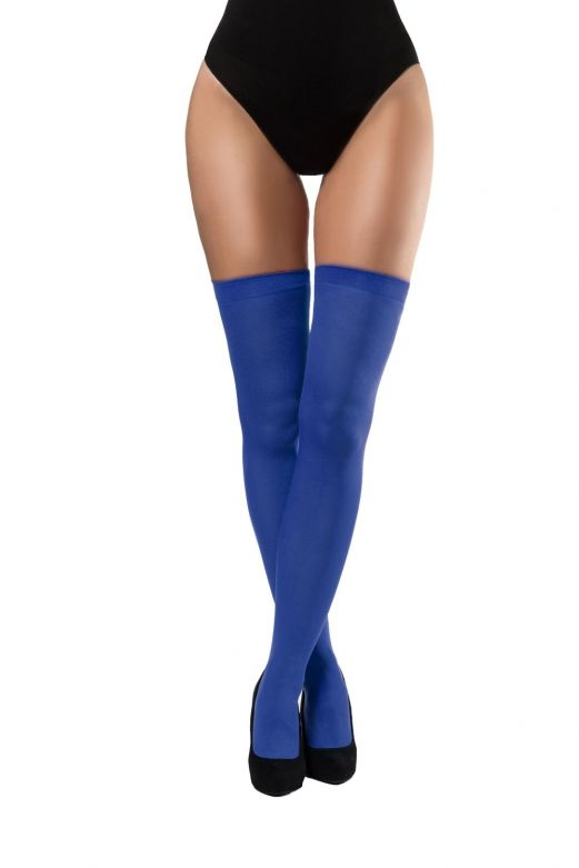 Stockings Blue