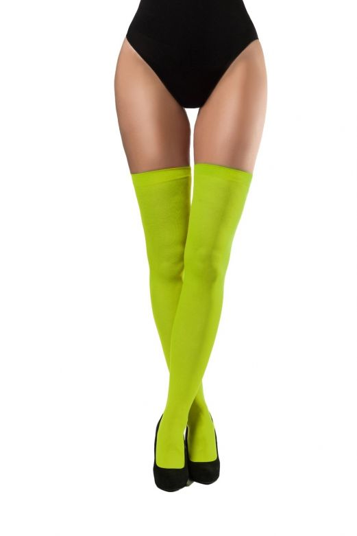 Stockings Neon Yellow