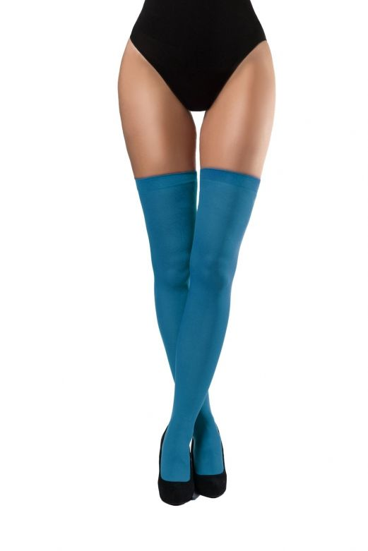 Stockings Turquoise