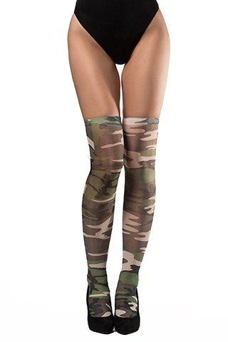 Stockings Camouflage