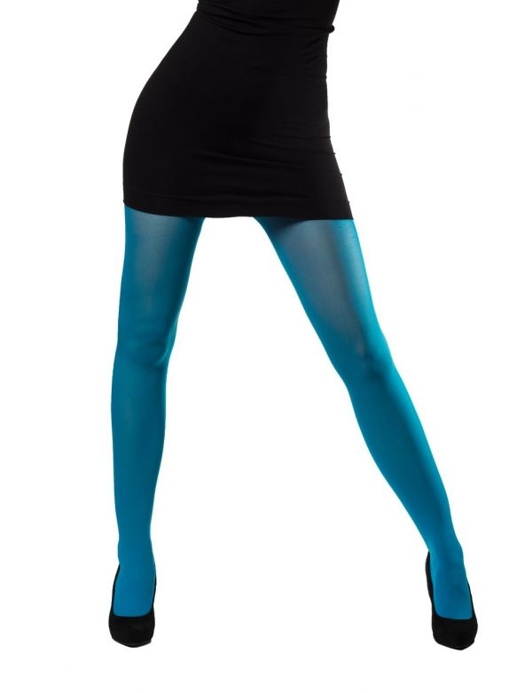 Tights Turquoise