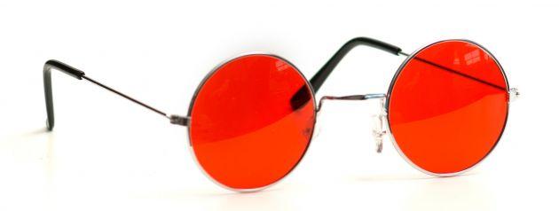 Lennon Glasses Red