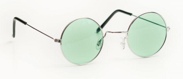 Lennon Glasses Green