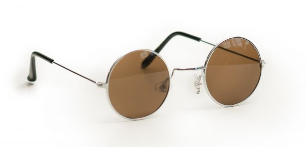 Lennon Glasses Brown