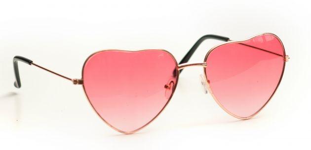 Love Glasses Pink