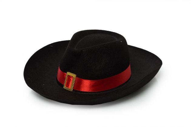Musketeer Hat Felt