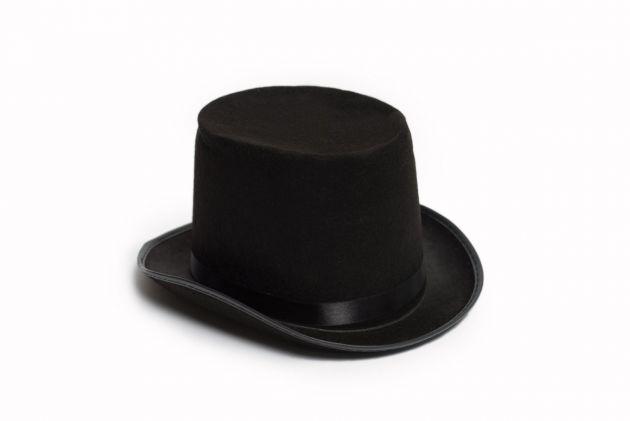 Top Hat Black Felt